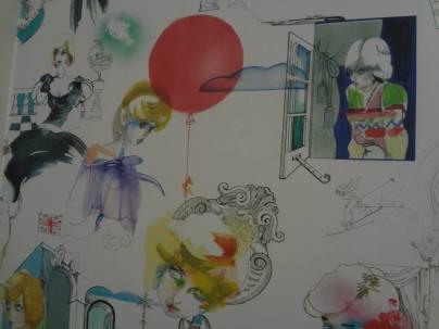 Diana wallpaper in K.P.