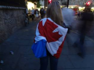 Always a proud Canadian