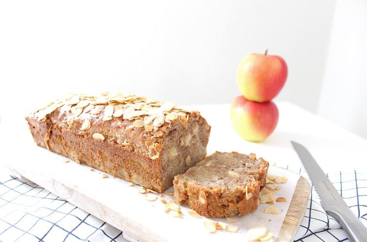 appel cake met amandelspijs