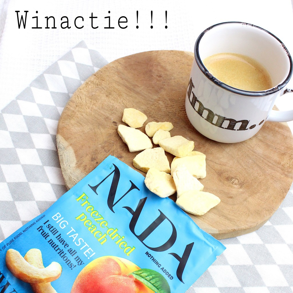 Winactie NADA Nothing Added!