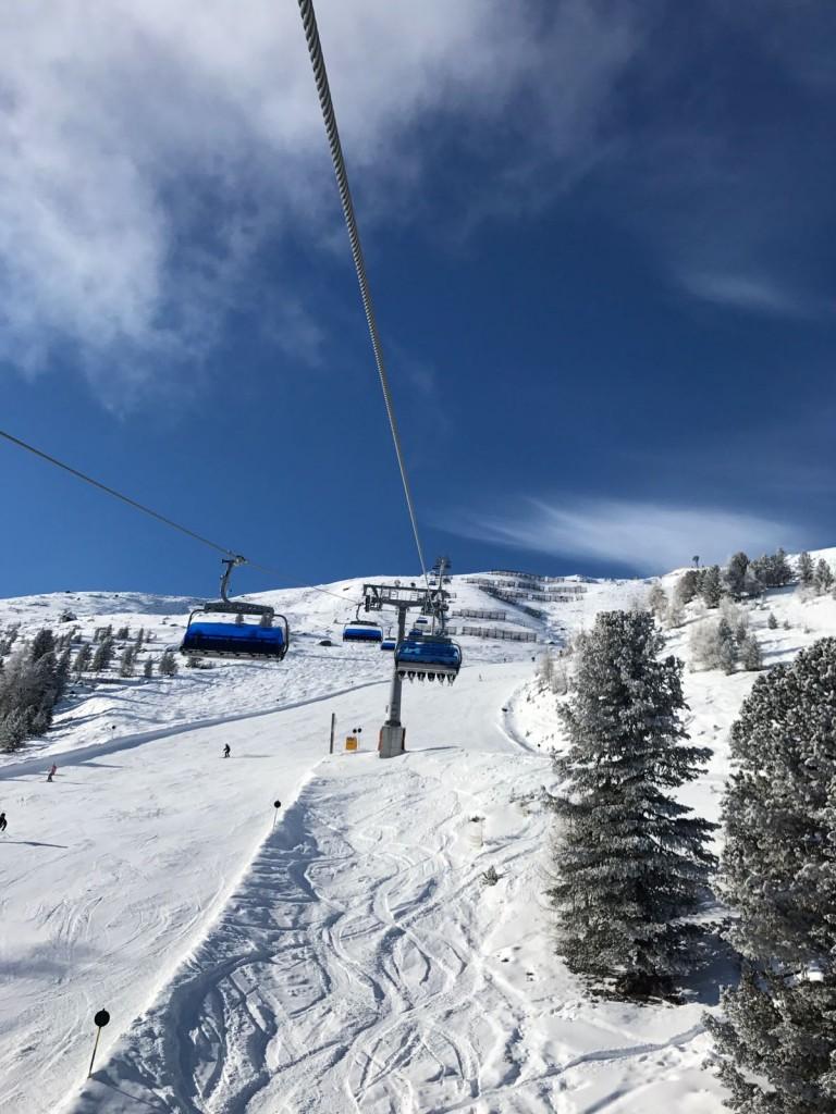 Wintersport in Sölden