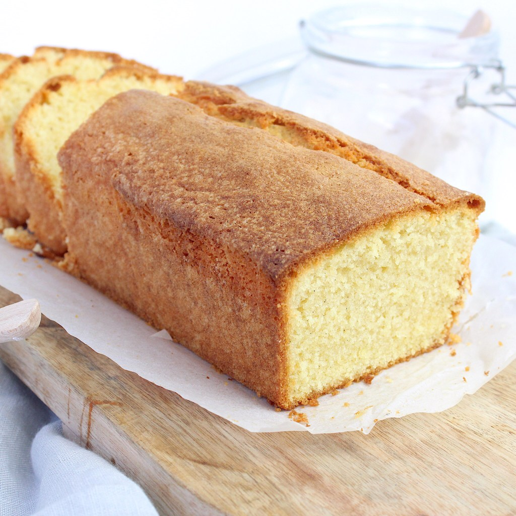 Basisrecept vanillecake