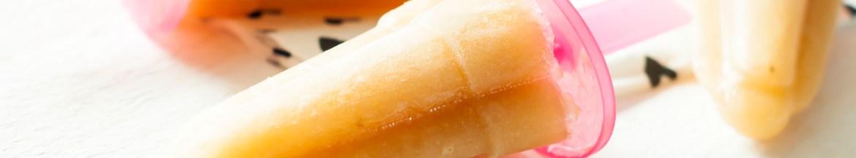 Zelf gezonde peren ijsjes maken