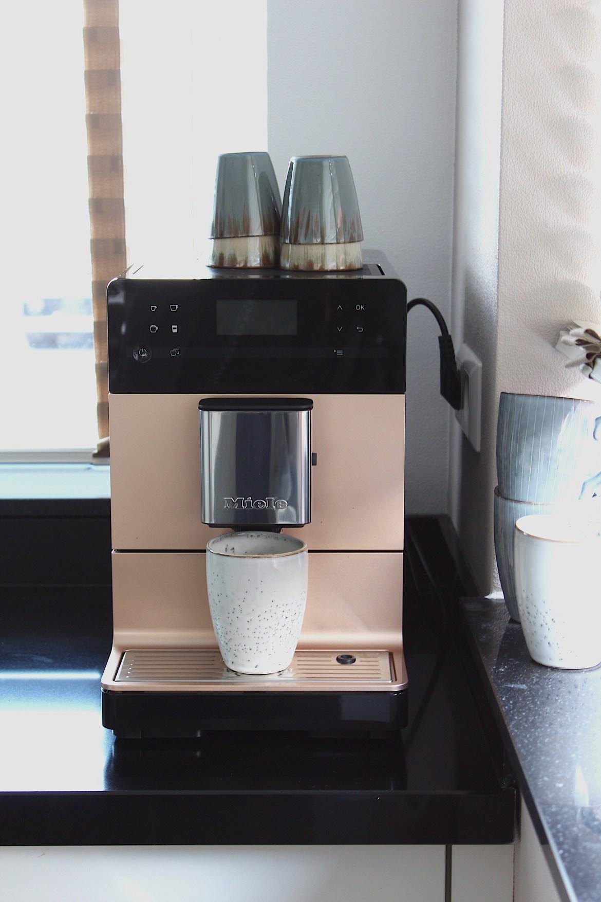 Miele CM5 koffieautomaat