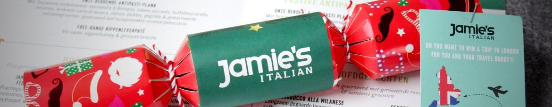 Italiaans kerstdiner bij Jamie's Italian