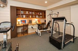 Multitasking home gym ideas