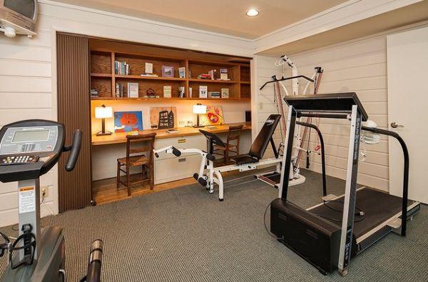 Multitasking home gym ideas