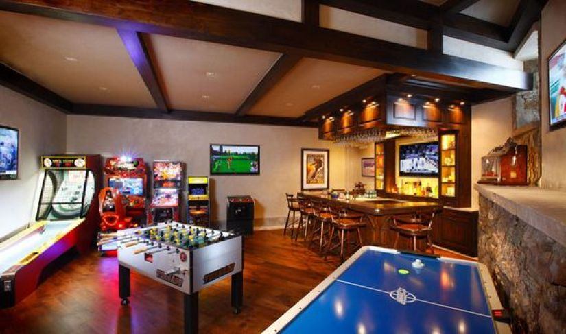 game room ideas for home