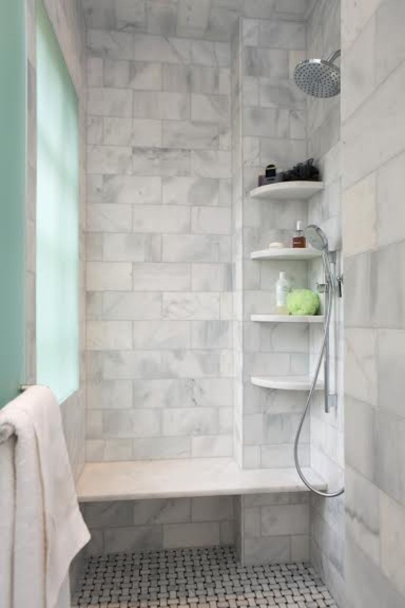 corner shelf ideas for bathroom
