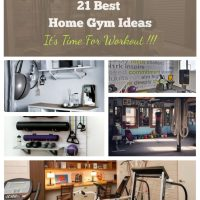 Home Gym Ideas | Gym Equipment On A Budget