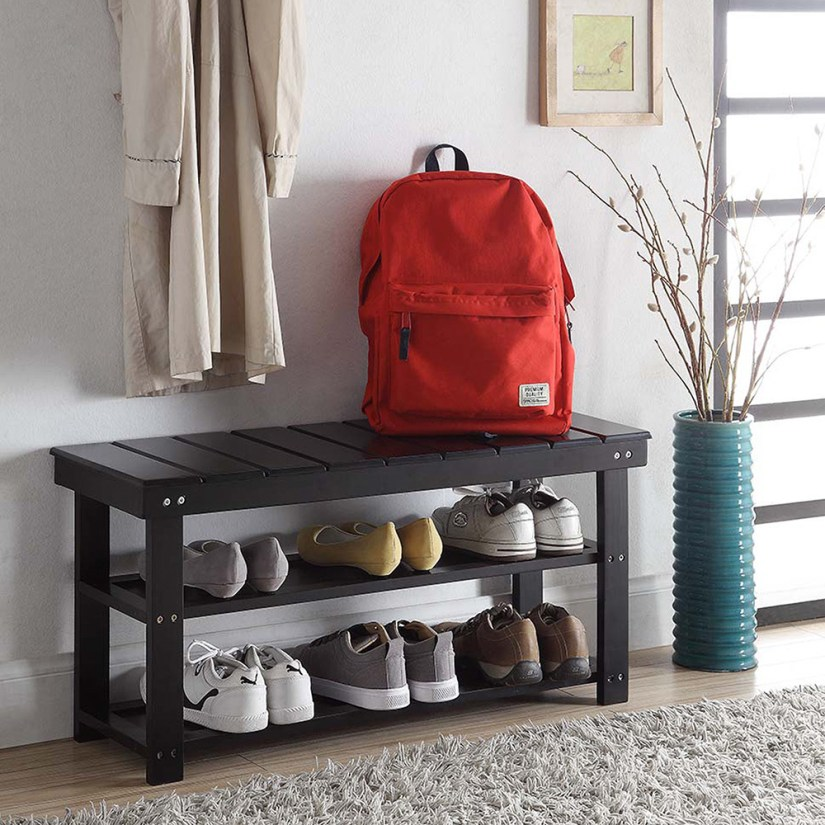 Shoe Shelf Ideas for Entryway