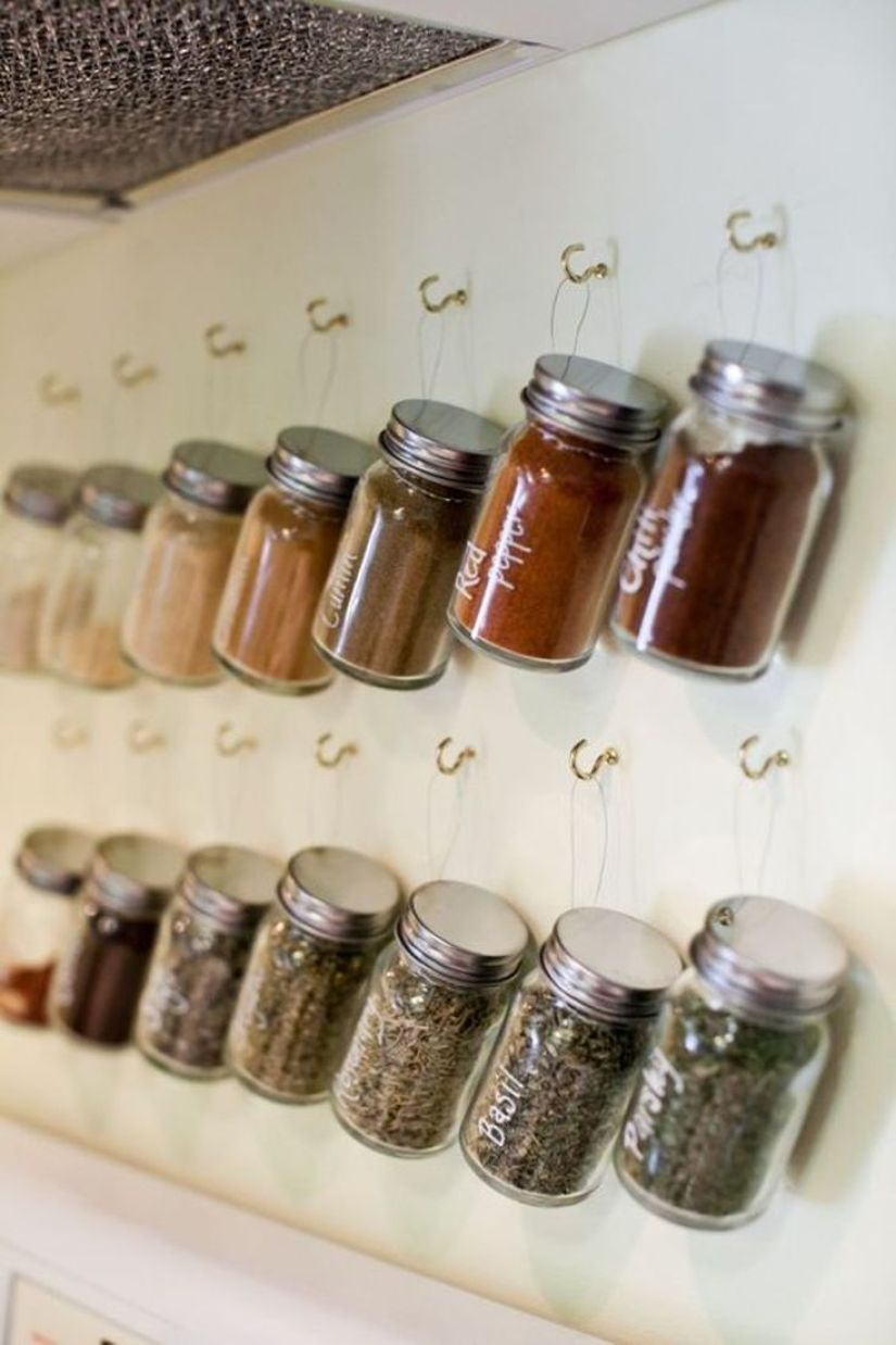 Spice Rack Ideas DIY