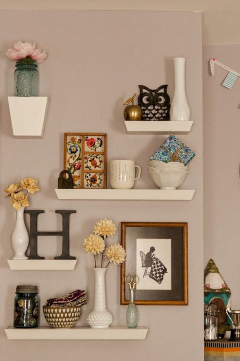 Living Room Shelf Ideas: 35 Essential Shelf Decor Ideas