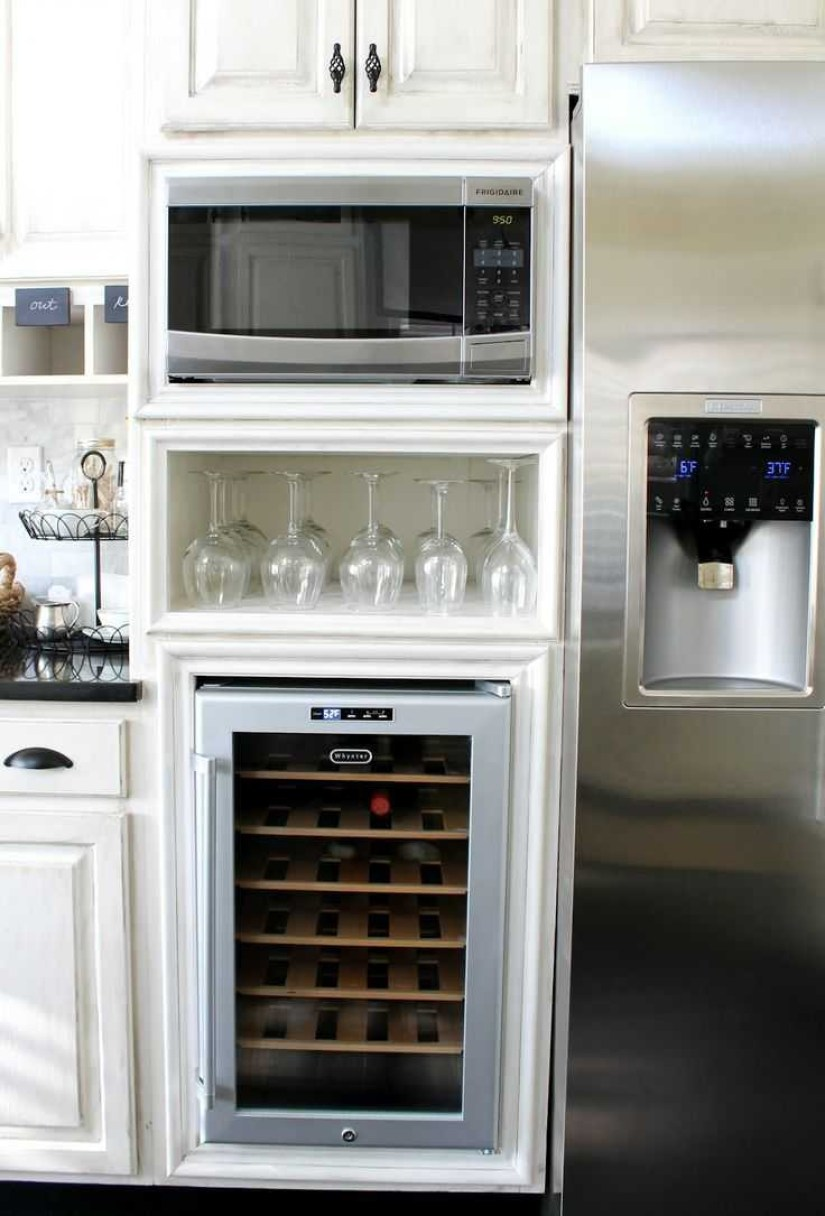 simple kitchen design