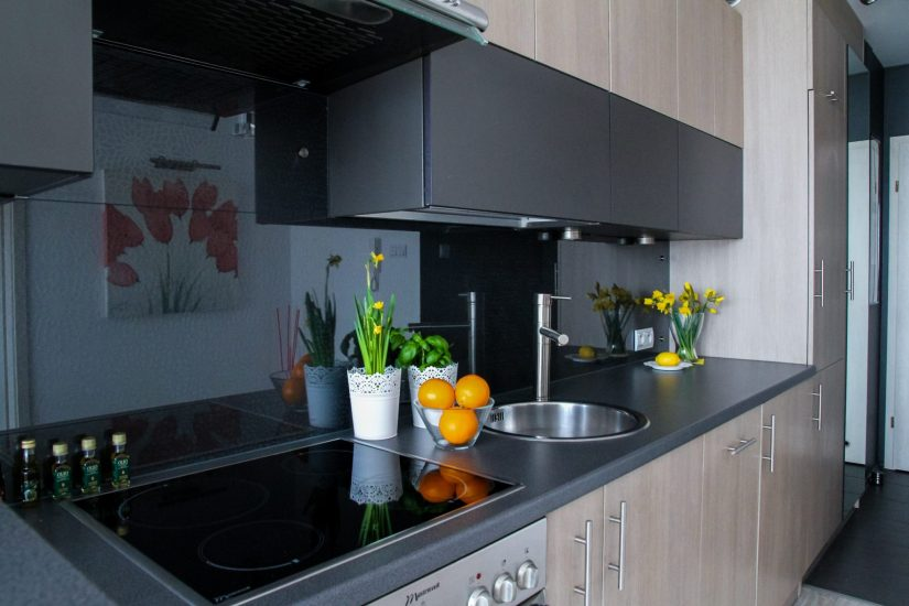23 Impressive Kitchen Counter Decor [Ideas for Styling ... on Kitchen Counter Decor Modern  id=76502