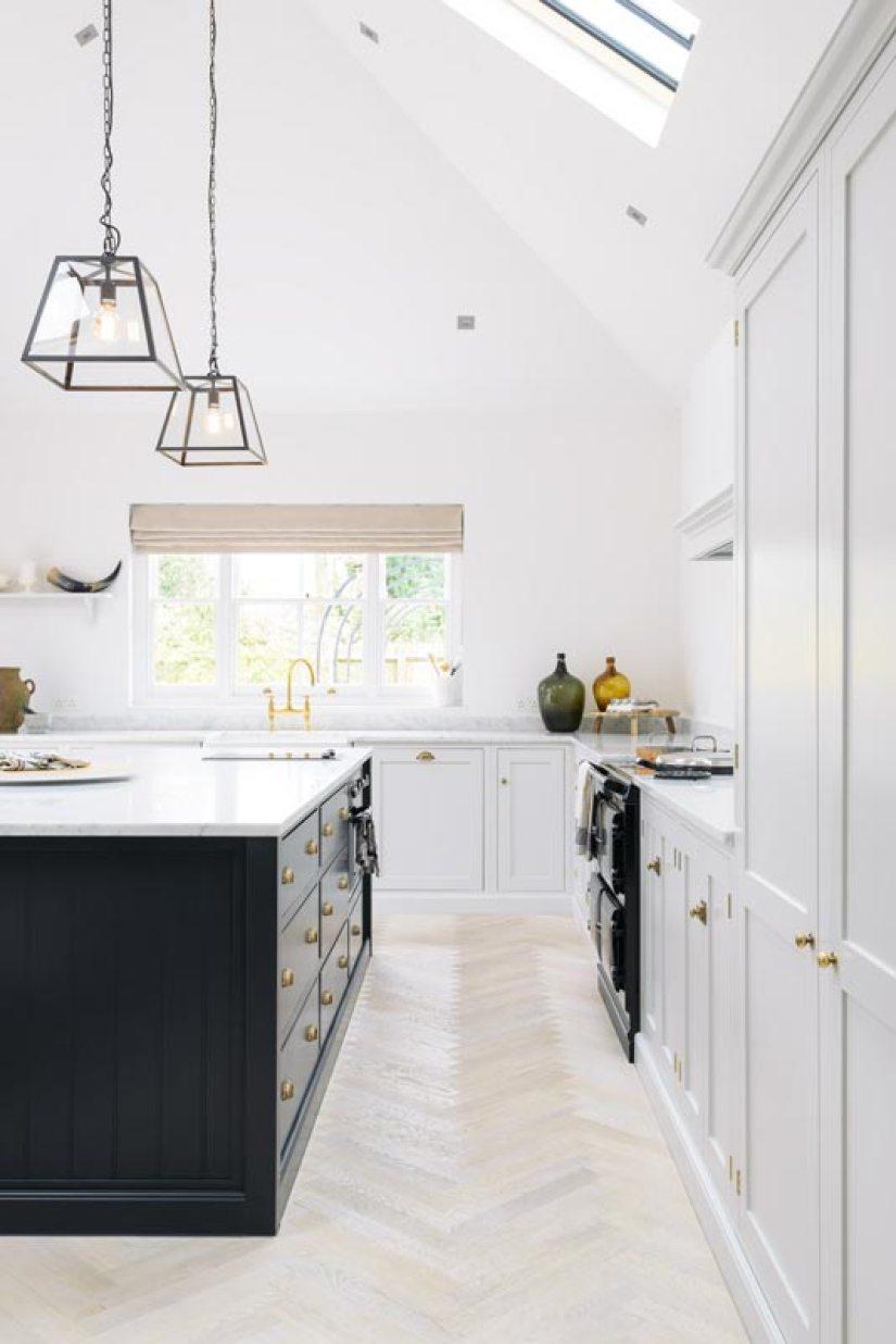 Kitchen Cabinet Island Design Ideas