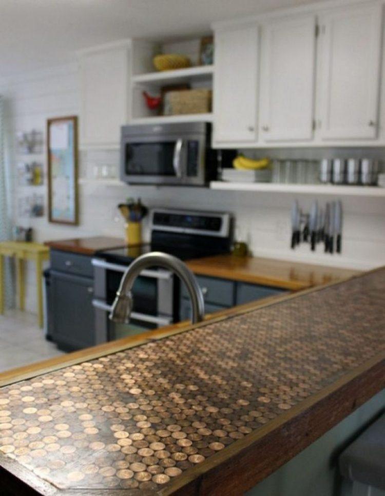 kitchen countertop ideas 2018