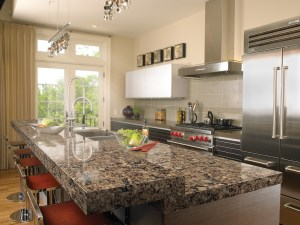 kitchen countertop ideas quartz