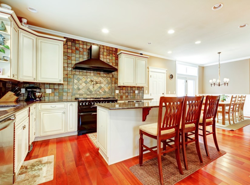 small l shaped kitchen designs with island