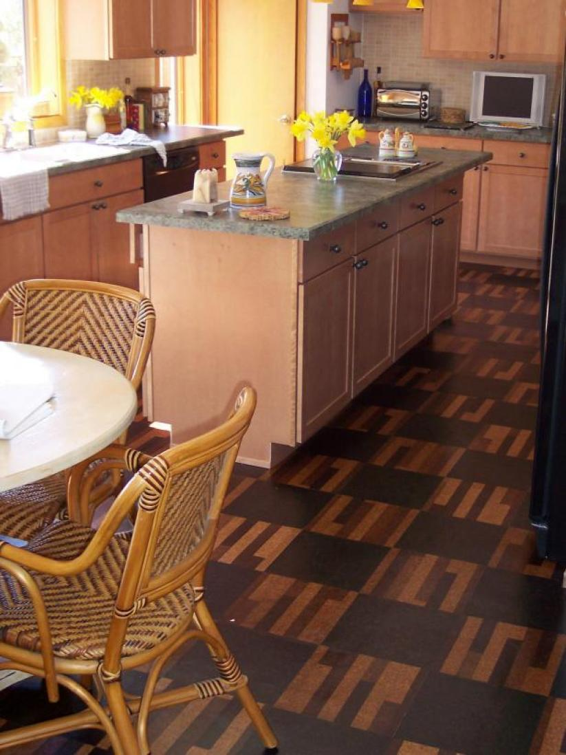 40 Outstanding Kitchen Flooring Ideas 2019 Designs