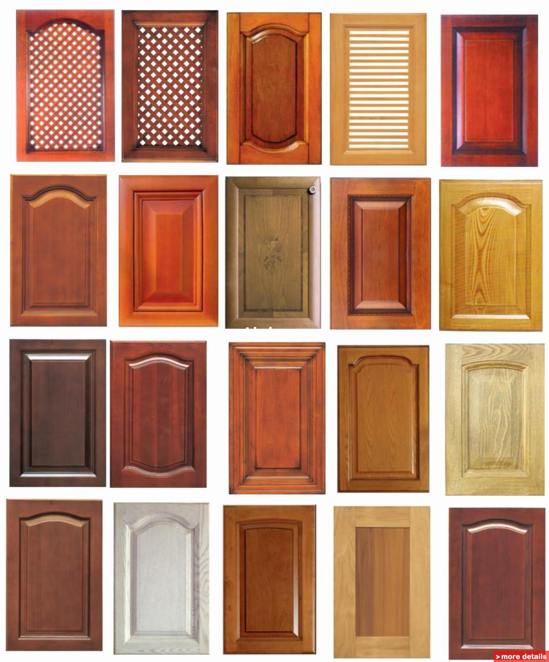 Install New Cabinet Doors