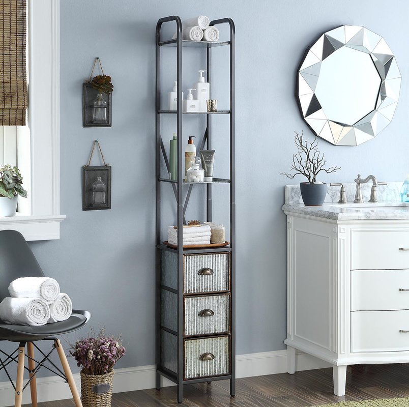 bathroom vanity cabinet painting ideas