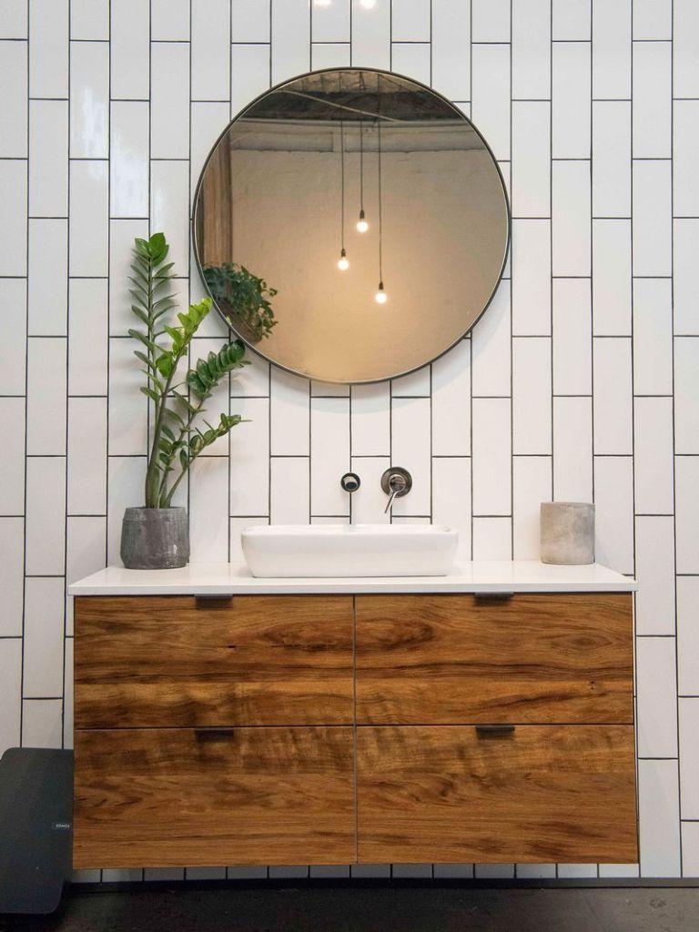 wall mounted bathroom cabinet ideas