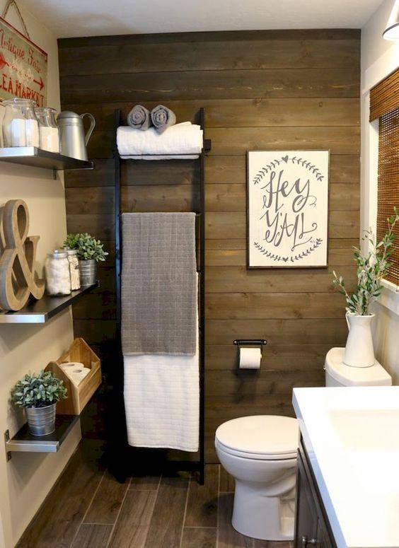 guest half bathroom ideas