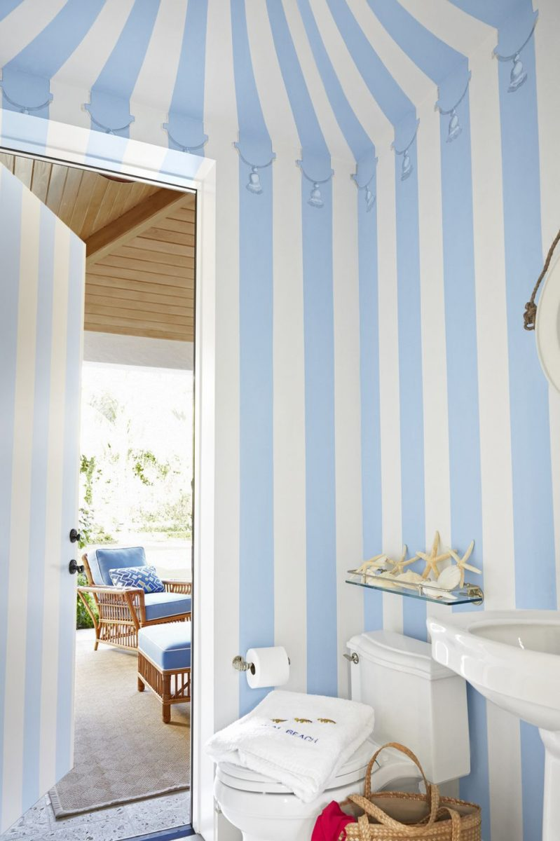 half guest bathroom rug decor ideas