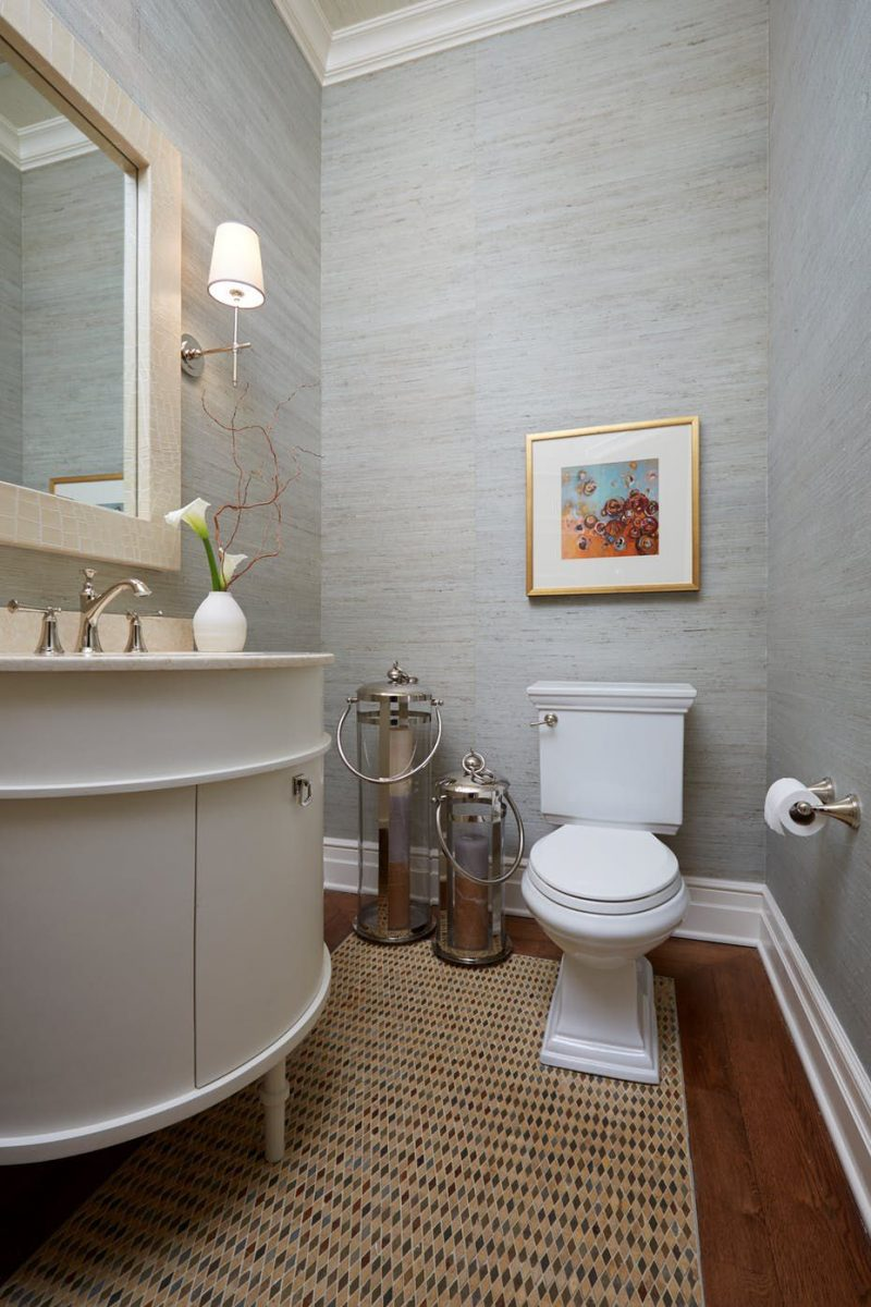 32 Best Small Bathroom Design Ideas And Decorations For 2020: 41 Cool Half Bathroom Ideas And Designs You Should See In 2020
