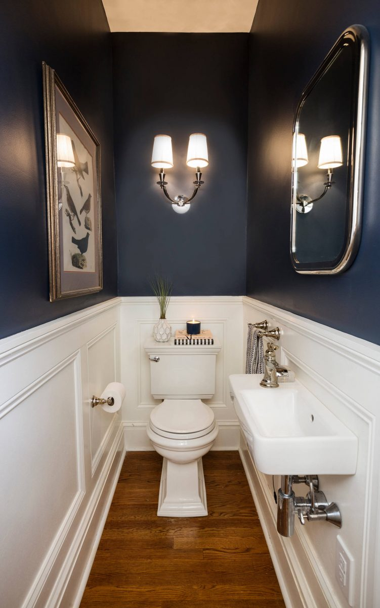 41 Cool Half Bathroom Ideas And Designs You Should See In 2020