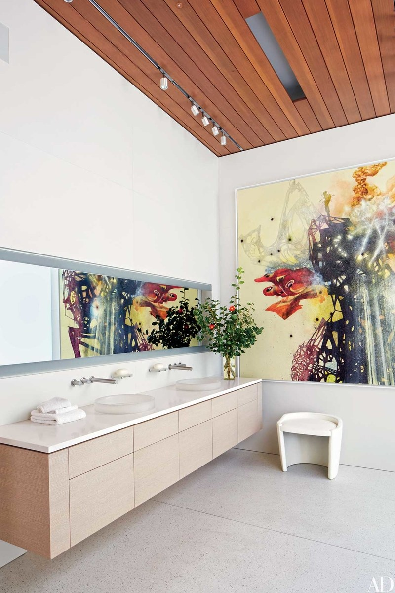 two vanity bathroom ideas
