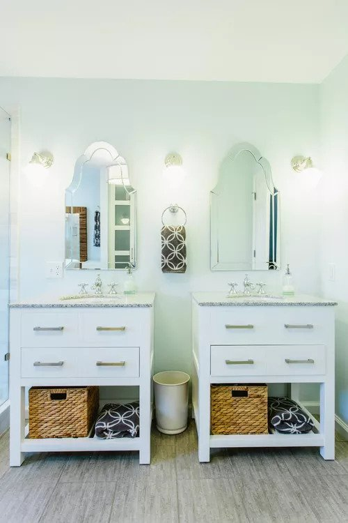 double sink bathroom vanity ideas