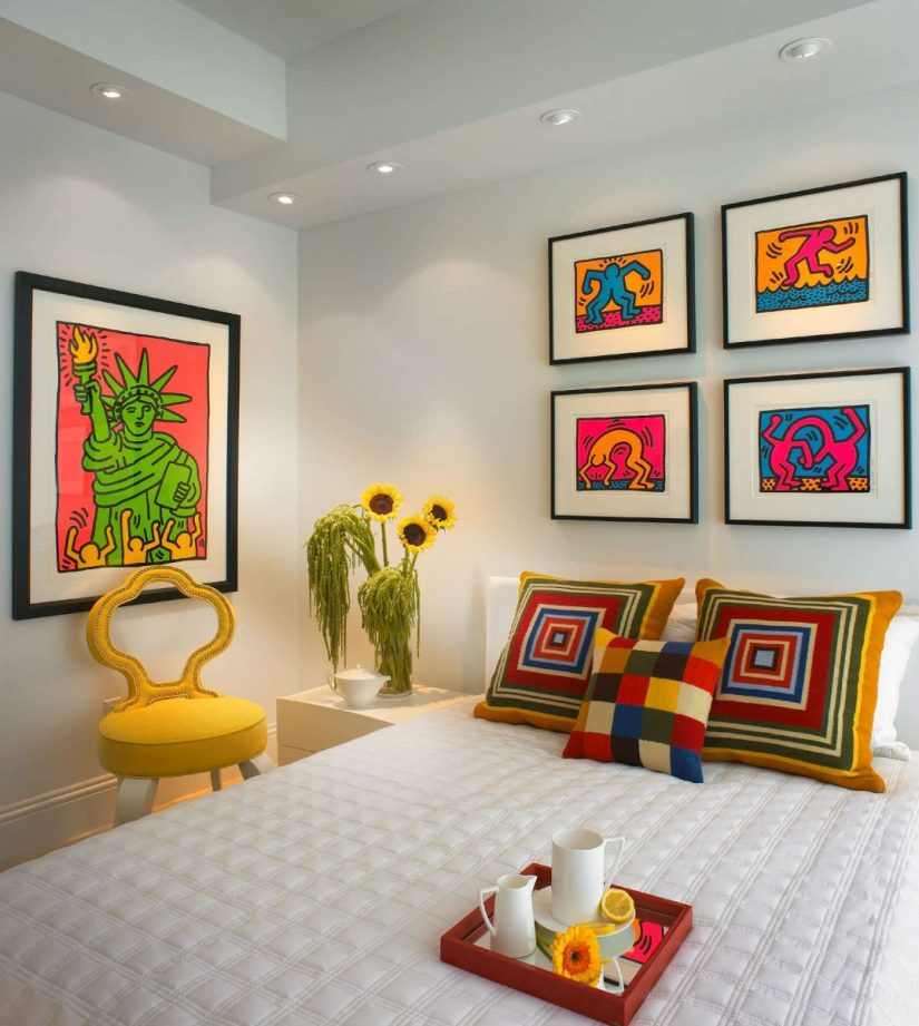 modern bedroom wallpaper ideas