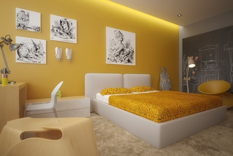 modern bedroom color ideas