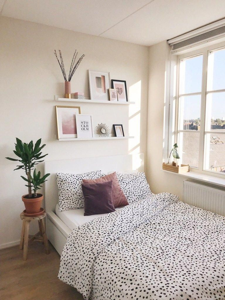 40+ Gorgeous Small Master Bedroom Ideas In 2020 [Decor