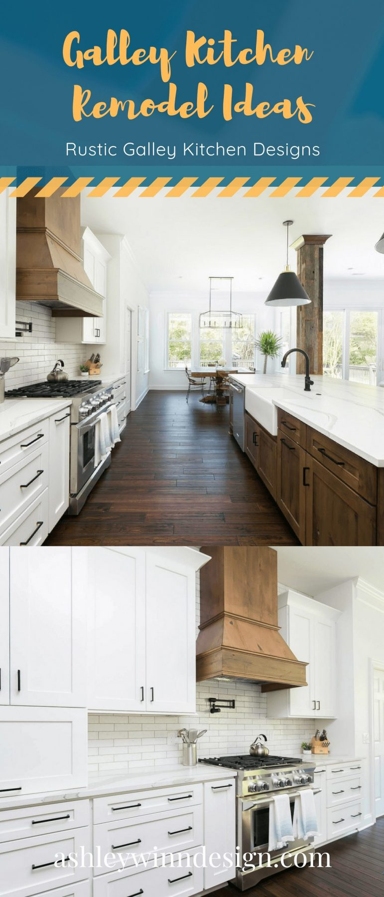 galley kitchen makeovers