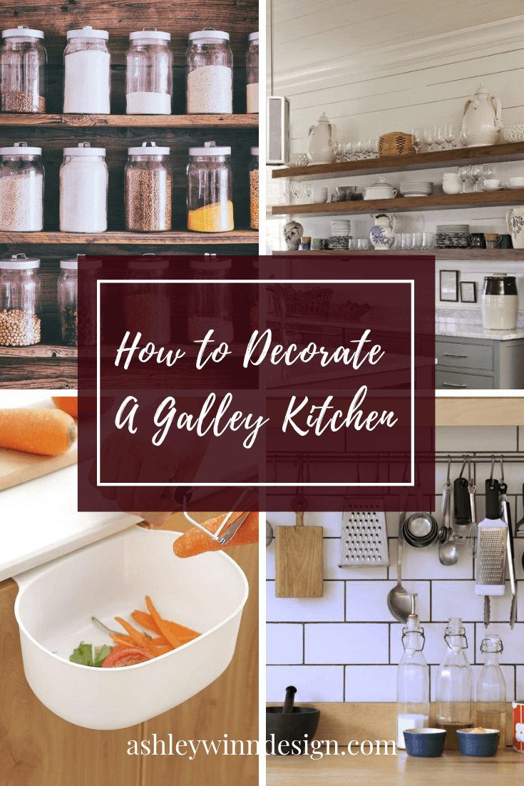 How To Decorate A Galley Kitchen