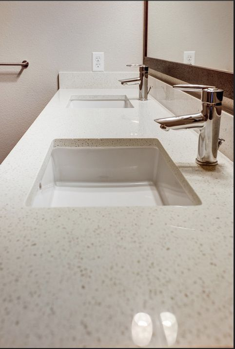 countertops for bathroom remodel