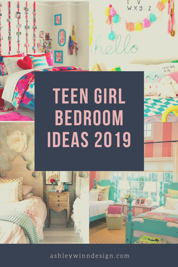 girls teen bedroom ideas
