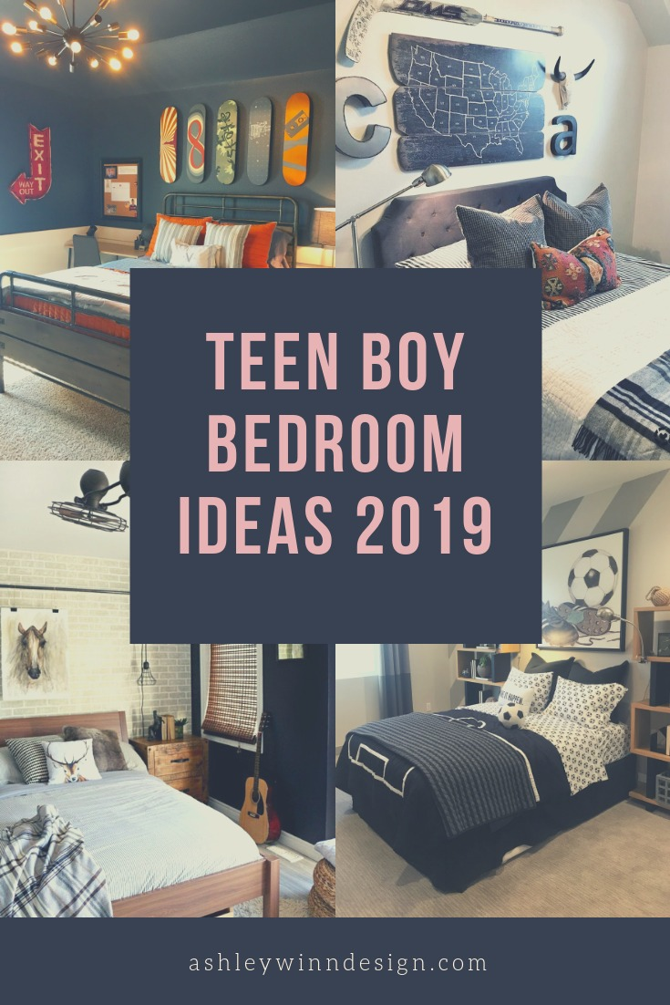 ideas for a teen bedroom
