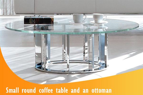 ottoman coffee table ideas