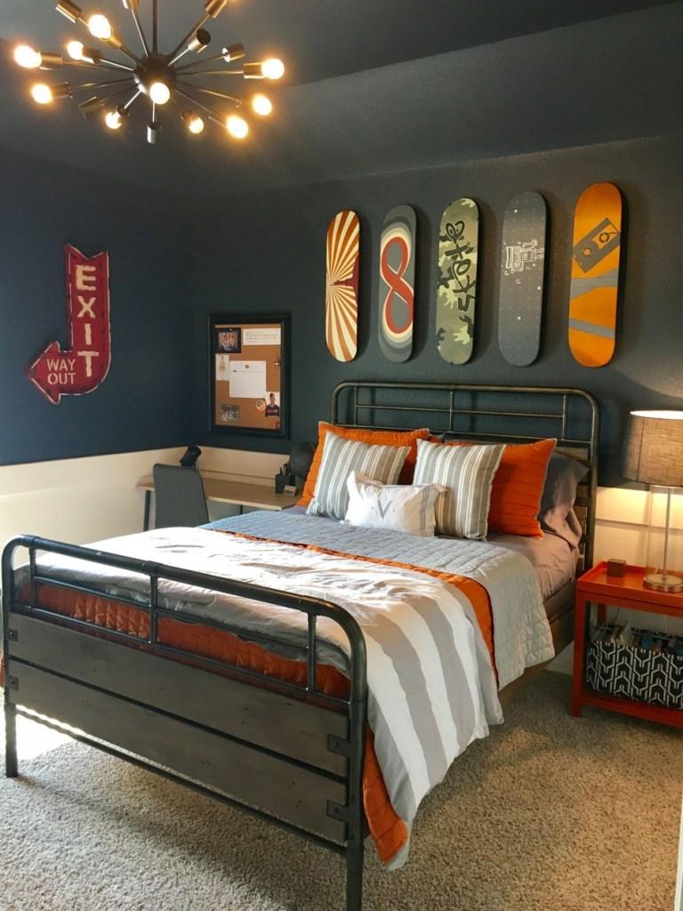 40+ Creative Teen Bedroom Ideas Girl & Boy Bedroom on Teenage Bedroom Ideas Boy  id=18923