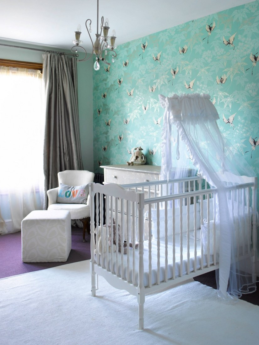 nursery room decor ideas