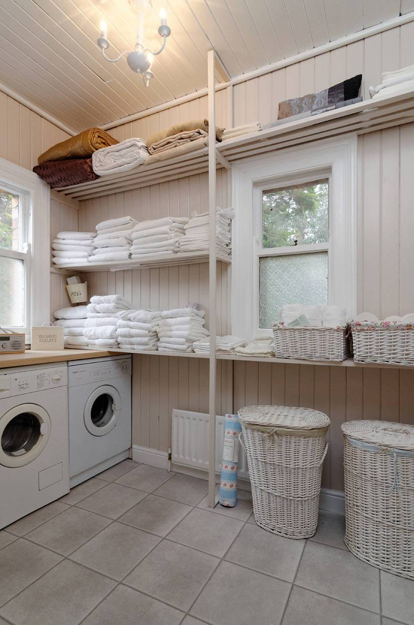 20 Functional Basement Laundry Room Ideas Home Decor