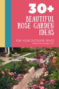 Rose Garden Ideas