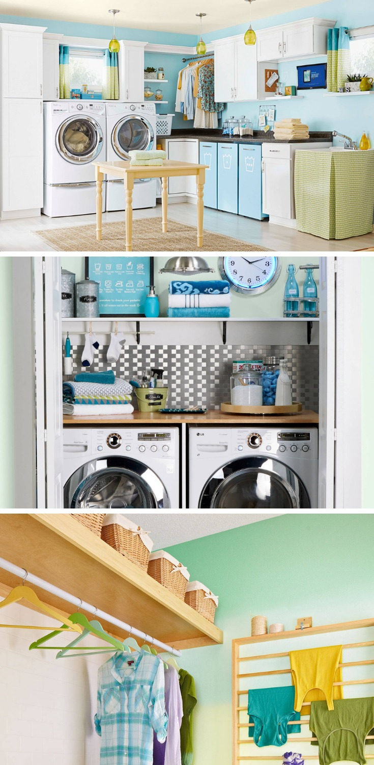 remodeling laundry room