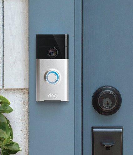 smart home camera security
