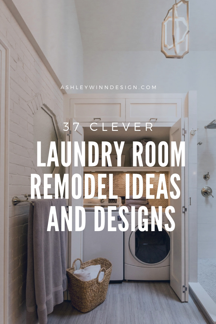 laundry room remodel trends
