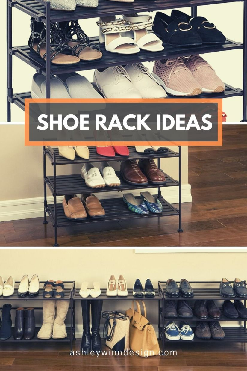 47 Awesome Shoe Rack Ideas In 2020 Concepts For Storing Your Shoes